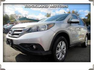 2012 Honda CR-V for sale at Rockland Automall - Rockland Motors in West Nyack NY