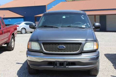 2003 Ford F-150 for sale at Bailey & Sons Motor Co in Lyndon KS