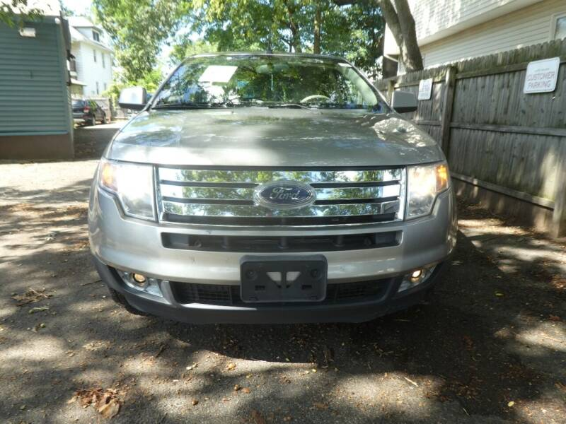 2008 Ford Edge for sale at Wheels and Deals in Springfield MA