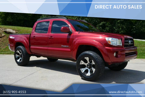 2005 Toyota Tacoma for sale at Direct Auto Sales in Franklin TN