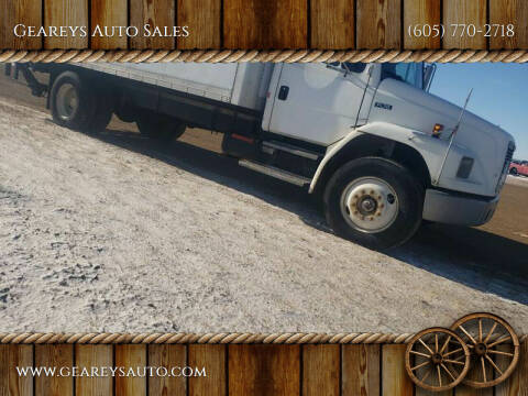 1998 Freightliner FL70 for sale at Geareys Auto Sales of Sioux Falls, LLC in Sioux Falls SD