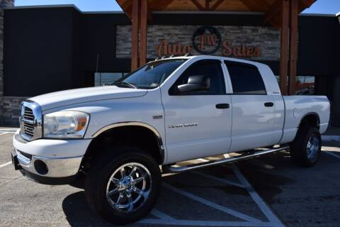 2007 Dodge Ram Pickup 1500 for sale at JW Auto Sales LLC in Harrisonburg VA