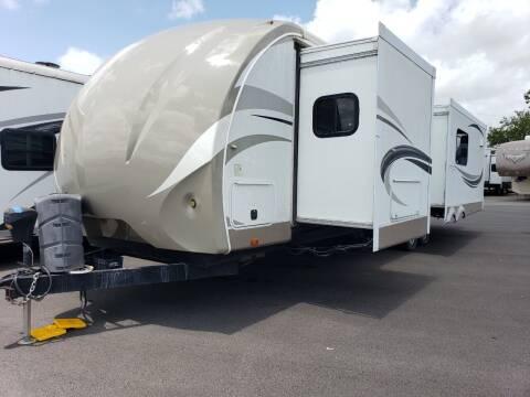 2013 Cruiser RV Enterra E316RKS for sale at Ultimate RV in White Settlement TX