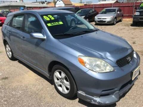 2003 Toyota Matrix for sale at DON DIAZ MOTORS in San Diego CA