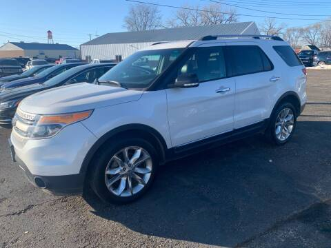 2014 Ford Explorer for sale at Diede's Used Cars in Canistota SD