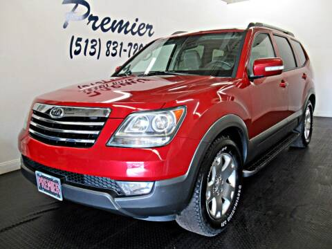 2009 Kia Borrego for sale at Premier Automotive Group in Milford OH