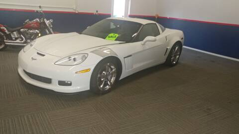 2012 Chevrolet Corvette for sale at Pool Auto Sales Inc in Spencerport NY