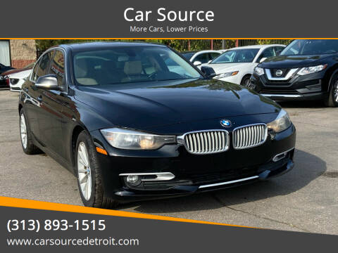 2014 BMW 3 Series for sale at Car Source in Detroit MI