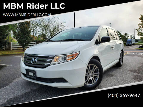 2013 Honda Odyssey for sale at MBM Rider LLC in Alpharetta GA