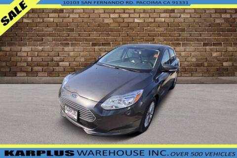 2015 Ford Focus for sale at Karplus Warehouse in Pacoima CA