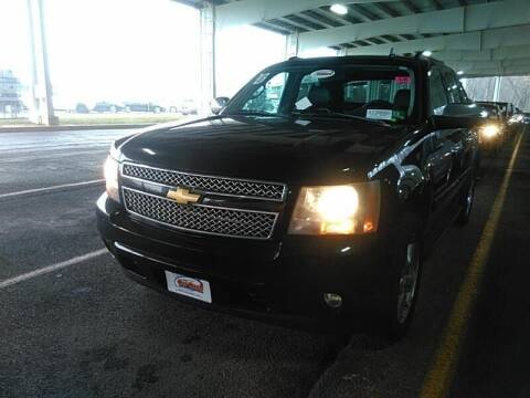 2008 Chevrolet Avalanche for sale at Cj king of car loans/JJ's Best Auto Sales in Troy MI