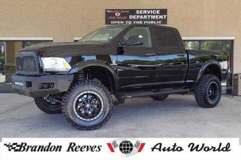 2014 RAM Ram Pickup 2500 for sale at Brandon Reeves Auto World in Monroe NC