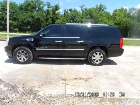 2007 Cadillac Escalade ESV for sale at Town and Country Motors in Warsaw MO
