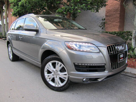 2011 Audi Q7 for sale at FLORIDACARSTOGO in West Palm Beach FL