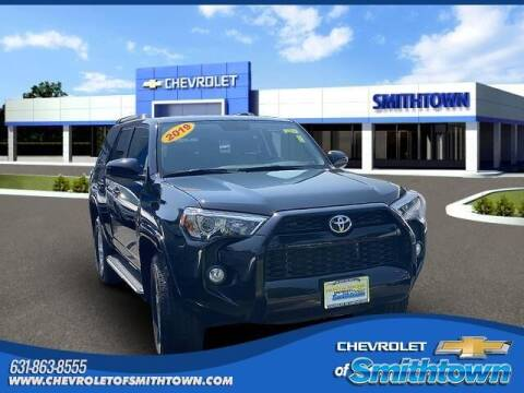 2019 Toyota 4Runner for sale at CHEVROLET OF SMITHTOWN in Saint James NY
