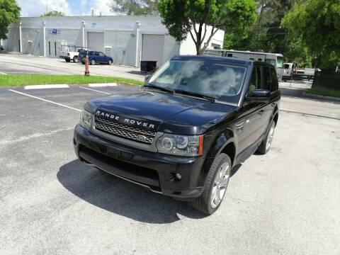 2011 Land Rover Range Rover Sport for sale at Best Price Car Dealer in Hallandale Beach FL