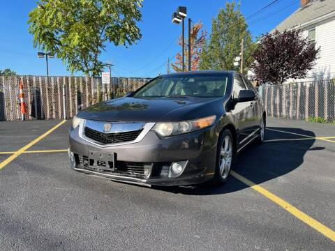 2009 Acura TSX for sale at True Automotive in Cleveland OH