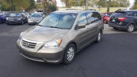 2008 Honda Odyssey for sale at Nonstop Motors in Indianapolis IN