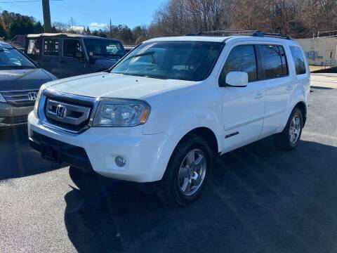 2011 Honda Pilot for sale at Luxury Auto Innovations in Flowery Branch GA