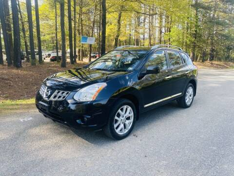 2013 Nissan Rogue for sale at H&C Auto in Oilville VA