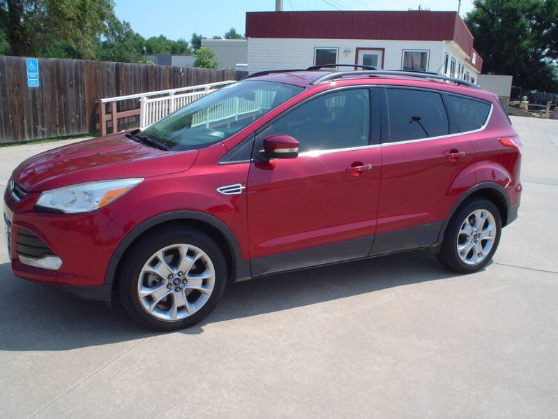 2013 Ford Escape for sale at World of Wheels Autoplex in Hays KS