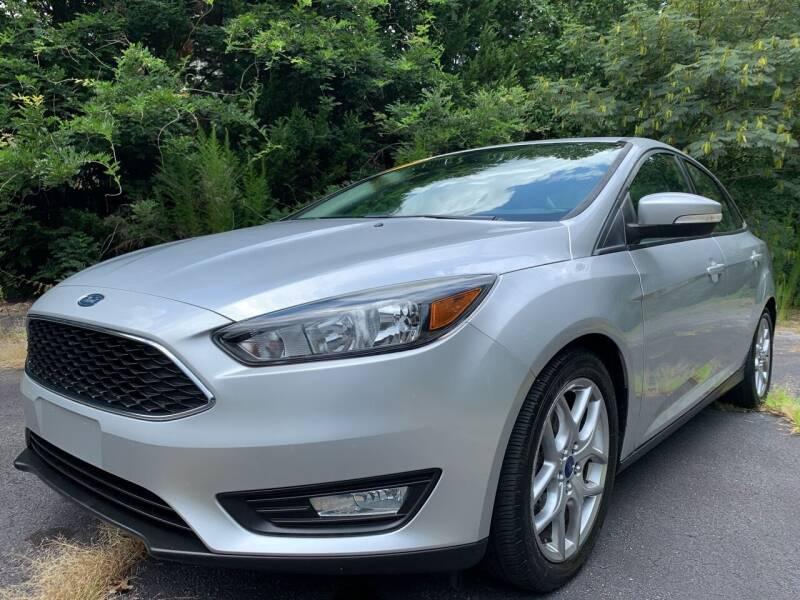 2015 Ford Focus for sale at Peach Auto Sales in Smyrna GA