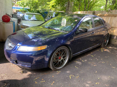 2004 Acura TL for sale at White River Auto Sales in New Rochelle NY