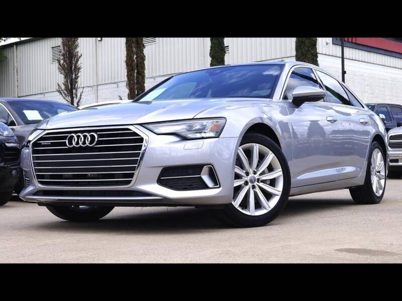 2019 Audi A6 for sale in Houston, TX
