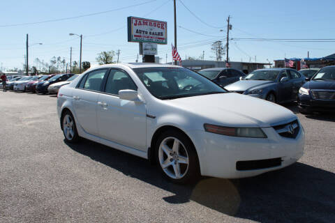 2006 Acura TL for sale at Jamrock Auto Sales of Panama City in Panama City FL
