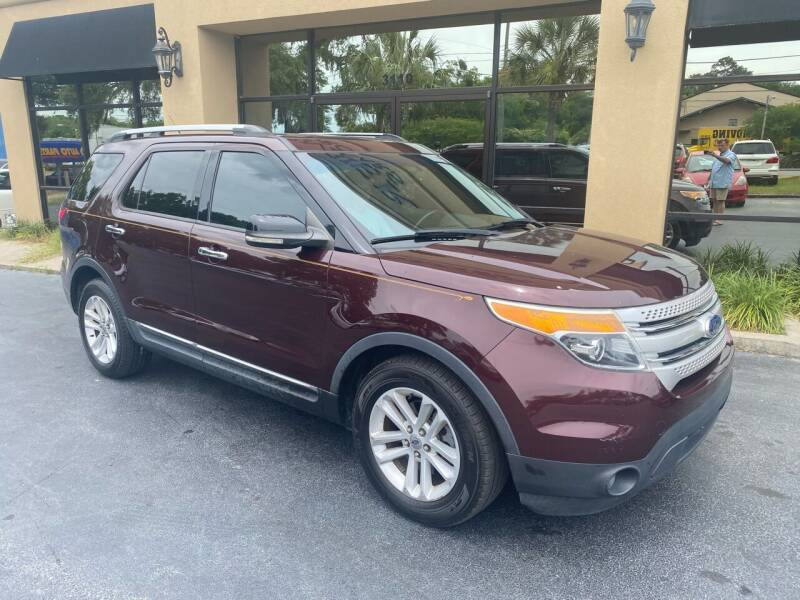 2011 Ford Explorer for sale at Premier Motorcars Inc in Tallahassee FL