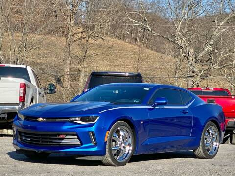 2017 Chevrolet Camaro for sale at Griffith Auto Sales in Home PA