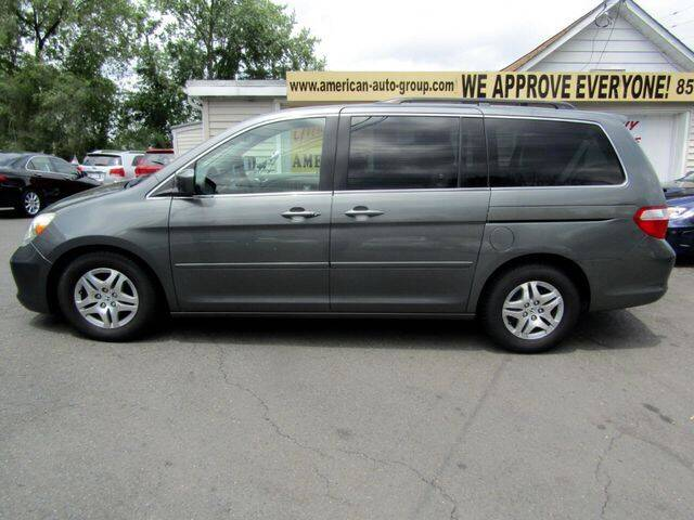 2007 Honda Odyssey for sale at American Auto Group Now in Maple Shade NJ