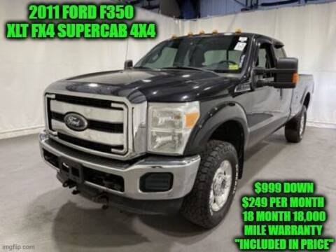 2011 Ford F-350 Super Duty for sale at D&D Auto Sales, LLC in Rowley MA