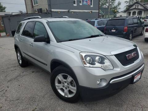 2009 GMC Acadia for sale at ROYAL AUTO SALES INC in Omaha NE