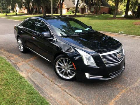 2016 Cadillac XTS for sale at J. MARTIN AUTO in Richmond Hill GA