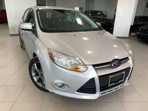 2014 Ford Focus for sale at Auto Mall of Springfield in Springfield IL