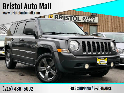 2014 Jeep Patriot for sale at Bristol Auto Mall in Levittown PA