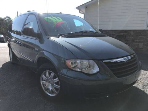 2006 Chrysler Town and Country for sale at No Full Coverage Auto Sales in Austell GA