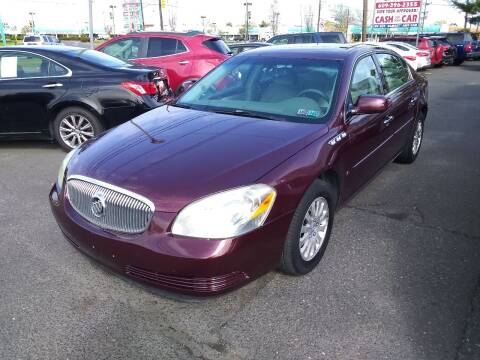 2007 Buick Lucerne for sale at Wilson Investments LLC in Ewing NJ