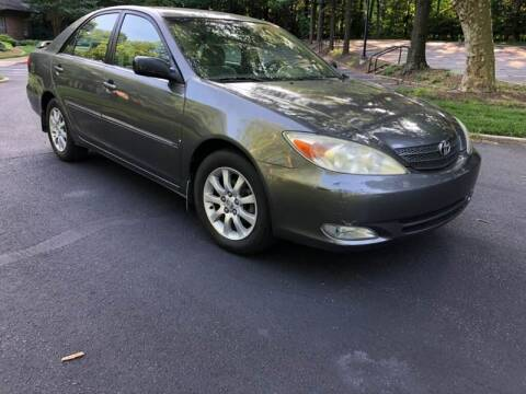 2003 Toyota Camry for sale at Bowie Motor Co in Bowie MD