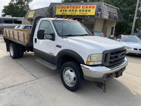 2003 Ford F-450 Super Duty for sale at Courtesy Cars in Independence MO