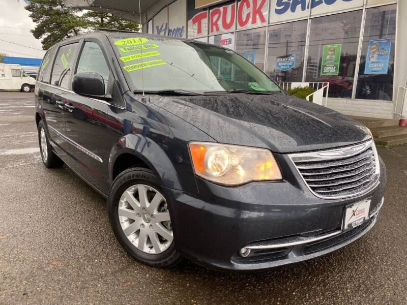 2014 Chrysler Town and Country for sale at Xtreme Truck Sales in Woodburn OR