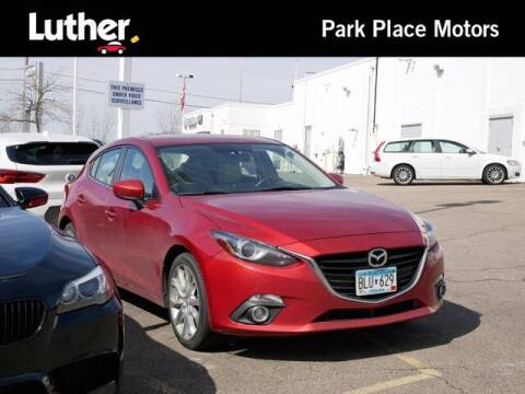 2014 Mazda MAZDA3 for sale at Park Place Motor Cars in Rochester MN