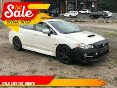 2016 Subaru WRX for sale at STAR CITY PRE-OWNED in Morgantown WV
