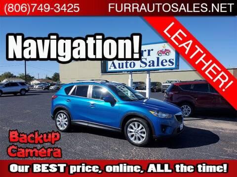 2014 Mazda CX-5 for sale at FURR AUTO SALES in Lubbock TX