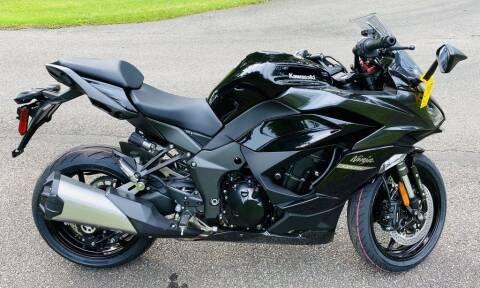 2021 Kawasaki Ninja® 1000SX for sale at Street Track n Trail in Conneaut Lake PA