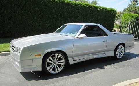 1986 Chevrolet El Camino for sale at Top Notch Motors in Yakima WA