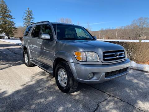 2002 Toyota Sequoia for sale at 100% Auto Wholesalers in Attleboro MA