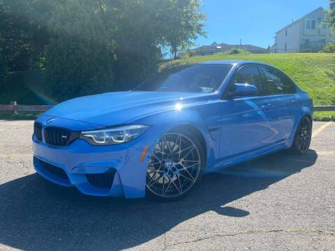2018 BMW M3 for sale at Simon Auto Group in Newark NJ