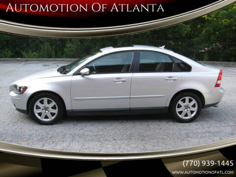 2004 Volvo S40 for sale at Automotion Of Atlanta in Conyers GA